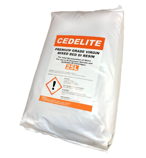 25 Litre Cedelite Mixed Bed DI Resin